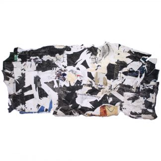 Collage Sobredosis [Trabajos erróneos] del artista Álvaro Sánchez del Castillo del proyecto Repetition Ways